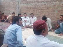 Industrial Workers Meeting In Faisalabad (18)