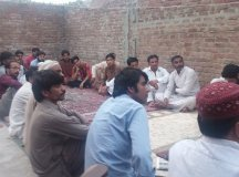Industrial Workers Meeting In Faisalabad (6)