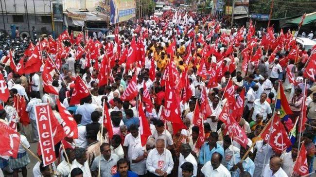 All India General Strike 2016 (4)