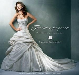 Bridal salon, part of a series