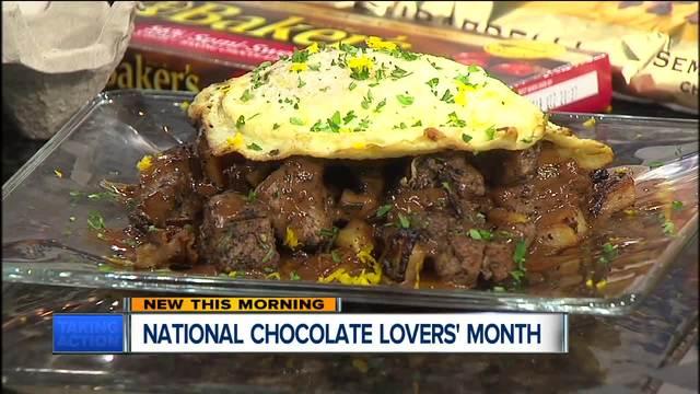 WXYZ Pentastar Aviation National Chocolate Month
