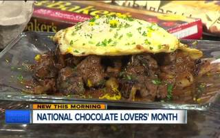 WXYZ Pentastar Aviation National Chocolate Month