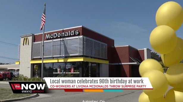 Livonia McDonald's