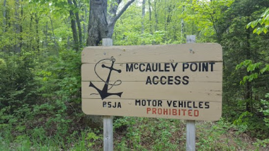 McCauley Point