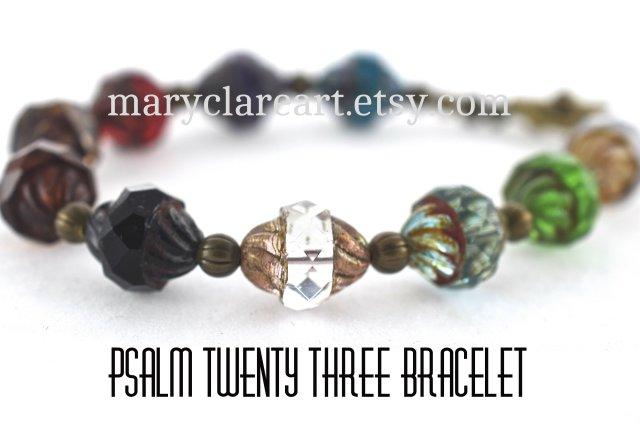Psalm 23 Bracelet 2