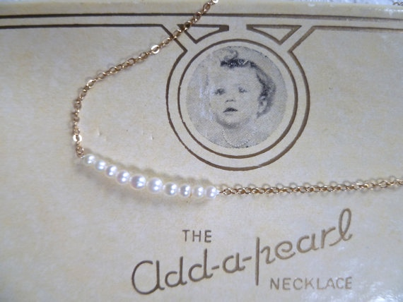 Add A Pearl Necklace