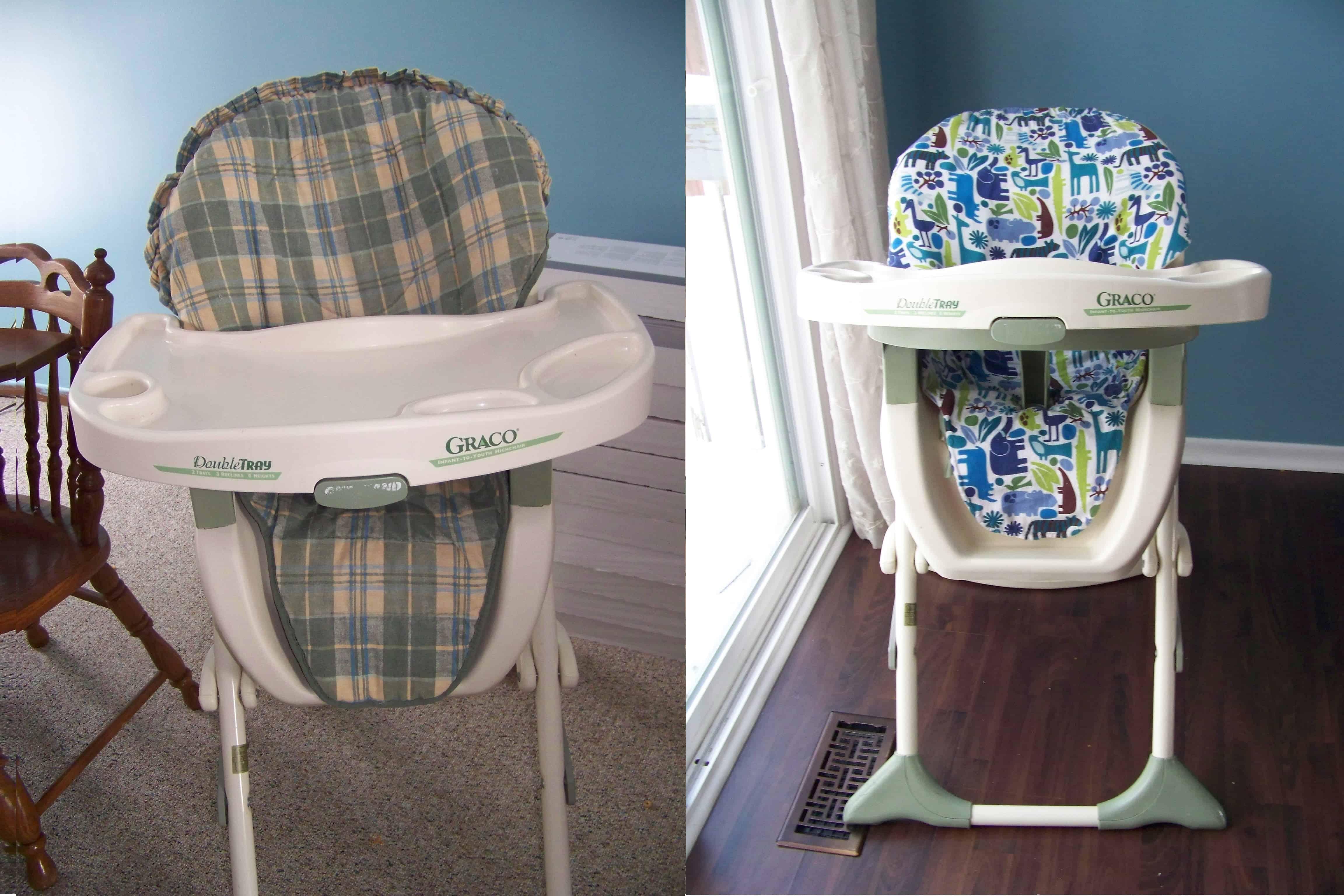 Fullsize Of High Chair Cover