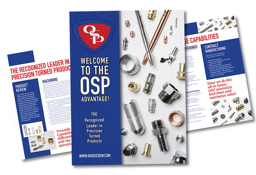 OSP Tri-Fold Brochure