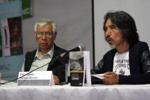 Investigs Armando Cisneros Sosa y Elías Antonio Huamán presentaron el libro Crítica de la Producción del Espacio Urbano