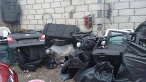 Desmantelamiento autos Jiutepec