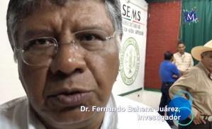 Fernando Bahena investigador