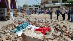 Terremoto foto marco