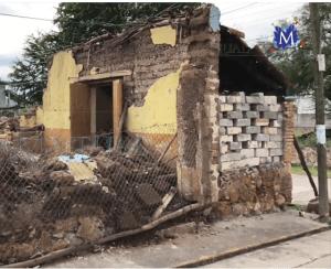 Tilza terremoto