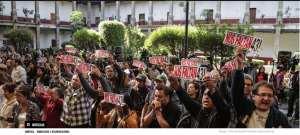 Nos faltan 43 Ayotzinapa