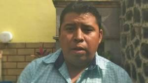 Valentin Lavin alcalde electo Temoac