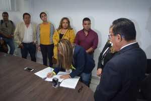 Diputados Casas Ana Guevara Tania Valentina