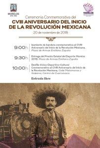 Conmemoracion revoluion Mor