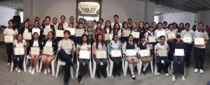 Estudiantes Joju Juan Angel ONU