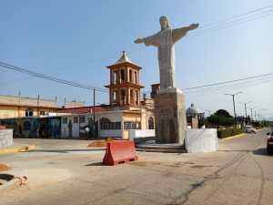 Cristo Redentor en Veracruz