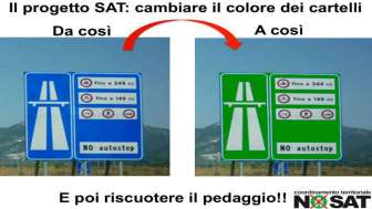 No-SAT-autostrada