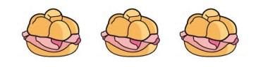 3 panini