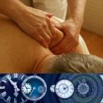 Effettuare un massaggio lungo