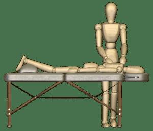 valutazione della schiena