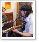 Charles Hansen, Guitar/Bass Guitar Instructor, Mass Ave Music, Cambridge, MA