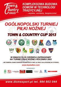 Sponsoring - Fussballturnier15-16.6.in Kattowice