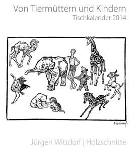 Cover vom Kalender Wittdorf