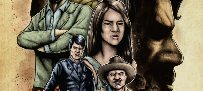 Issue One Cover