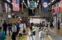Photo Courtesy of The Richmond Fencing Club Website. http://www.richmondfencing.com