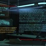 Plasma rifle research