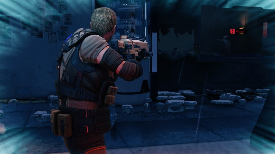 XCOM2 Briggs Misses His Shot