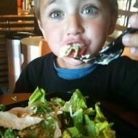 Quanto a criança tem que comer em cada refeição?