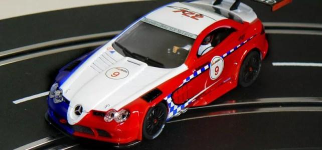 Mercedes Benz SLR McLaren GT SLR Club Trophy 08 (Carrera 30511)