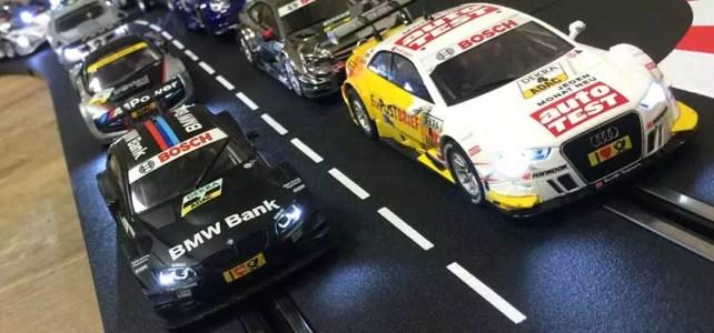 Unsere Carrera Digital Fahrzeuge auf einem Blick