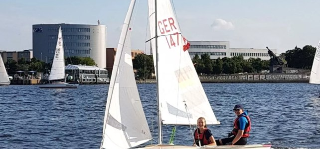Tipps beim Segeln mit wenig Wind – Schwachwindtrimm (1-2 Bft)