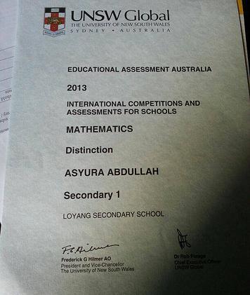 Asyura Results