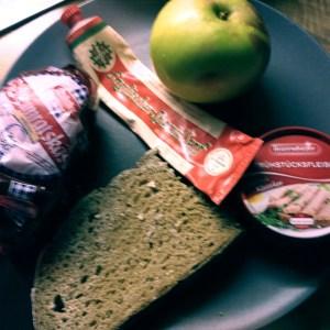 Zutaten für das Matlasche Gute Laune Frühstücksbrot