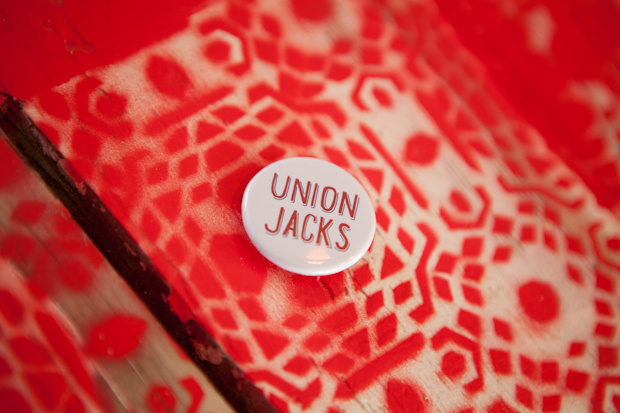 Mat Smith Photography Blog - Jamie Oliver Union Jacks - Red Badge