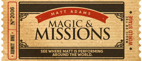 Ticket Magic & Missions