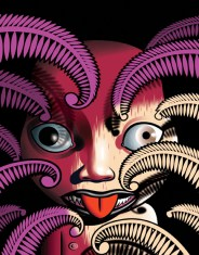 The cover for Pictozine II, Comix Aotearoa.