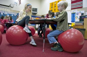 yoga ball chair 34