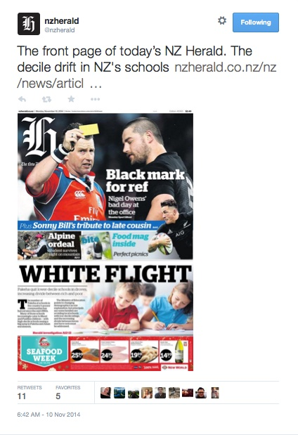 nzherald_on_Twitter___The_front_page_of_today's_NZ_Herald__The_decile_drift_in_NZ_s_schools_http___t_co_6m9u48LUhs_http___t_co_ixXwkTSdAt_