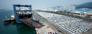 Car Cargo Ship