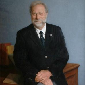 Dr. Mock, Dean of Dentistry, University of Toronto