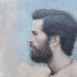 Self-Portrait *Kingston Prize Finalist, 2015*