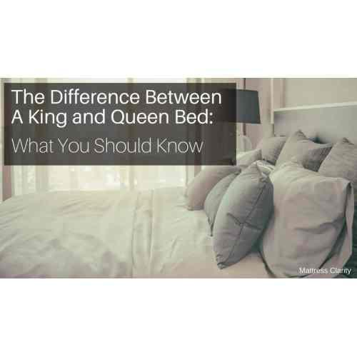 Medium Crop Of Queen Vs King Bed