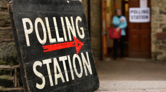 polling-station-local politics